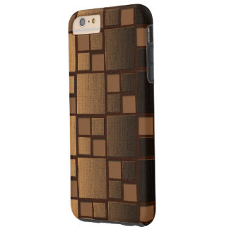 Brown examined tough iPhone 6 plus case