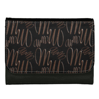 Brown examined wallet