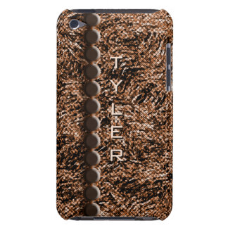 Brown Executive Style Case-Mate iPod Touch Case
