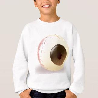 Brown Eye Ball Sweatshirt
