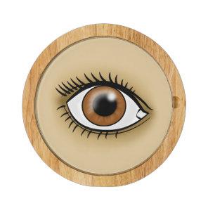 Brown Eye icon Cheese Platter