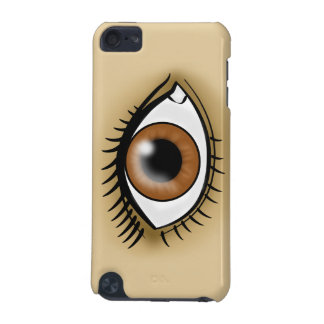 Brown Eye icon iPod Touch (5th Generation) Case
