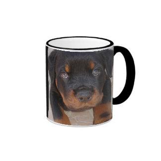 Brown Eyed Boy Coffee Mugs