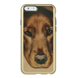 Brown Eyed Golden Irish Dog Incipio Feather Shine iPhone 6 Case