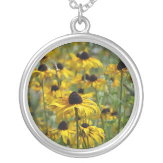 Brown Eyed Susan Necklace