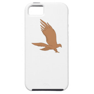 Brown Falcon iPhone 5 Cover