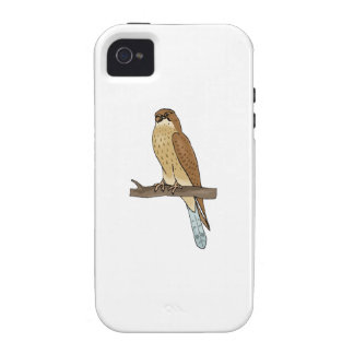 Brown Falcon iPhone 4/4S Cover