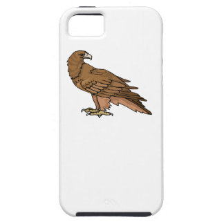 Brown Falcon iPhone 5 Cases