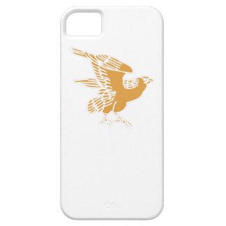 Brown Falcon iPhone 5 Case