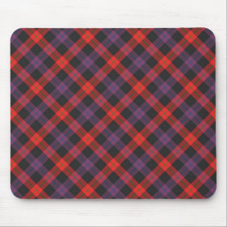 Brown Family \ Clan Tartan Plaid Mouse Pad