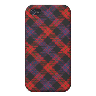 Brown Family or Clan Tartan Plaid Iphone4 Case iPhone 4/4S Covers