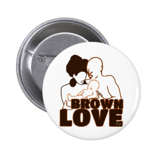 BROWN FAMILY OUTLINE BUTTON