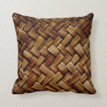 Brown Faux Straw Mix & Match Pillows - Gifts