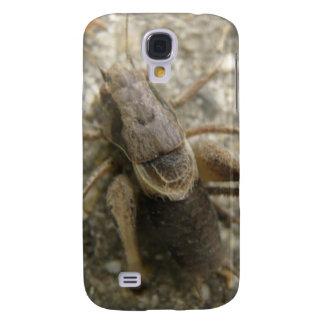 Brown Field Cricket  Samsung S4 Case