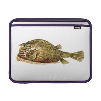 Brown Fish MacBook Air Sleeve