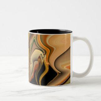 Brown Flow Mug
