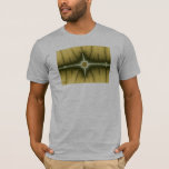 Brown - Fractal T-Shirt