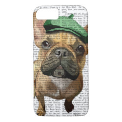 Case-Mate Barely There iPhone 7 Case with Bulldog Phone Cases design