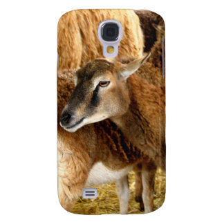 Brown Fuzzies Samsung Galaxy S4 Cover