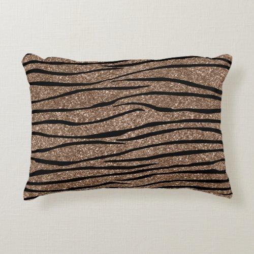Brown Check Throw Pillows : Brown Zebra Print Throw Pillows ? Great Gift Ideas