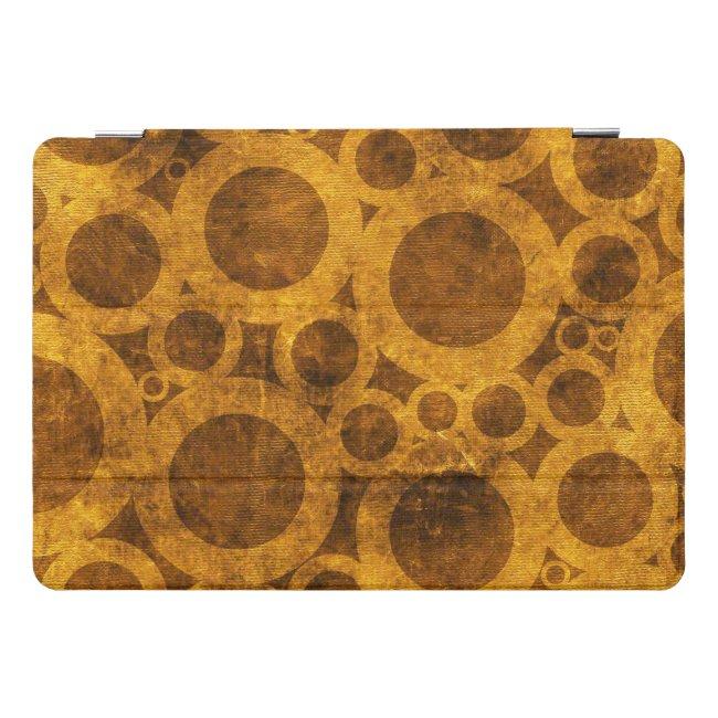 Brown Gold Steampunk Grunge 10.5 iPad Pro Case