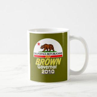 BROWN Governor Mug