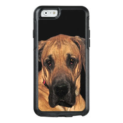 OtterBox Symmetry iPhone 6/6s Case with Great Dane Phone Cases design