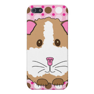 Brown Guinea Pig iPhone 5 Case