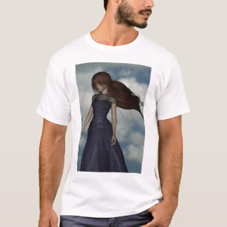 Brown Haired Beauty T-Shirt