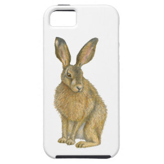 Brown Hare iPhone SE/5/5s Case