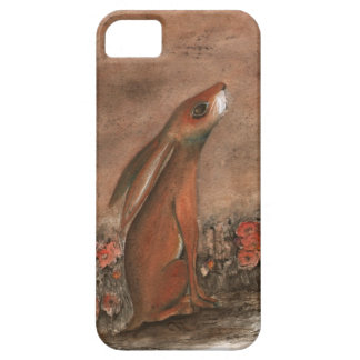 Brown Hare Phone Case