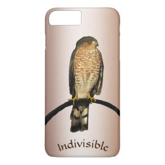Brown Hawk Indivisible iPhone 7 Plus Case