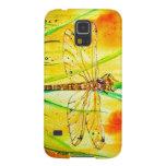 Brown Hawker Dragonfly Samsung Galaxy Nexus Cases