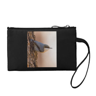 Brown-headed Nuthatch Change Purse