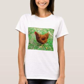 Brown Hen T-Shirt