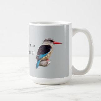 Brown-Hooded Kingfisher Mug