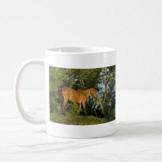 Brown Horse (2) Coffee Mug