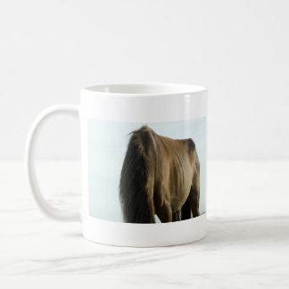 Brown Horse (3) Coffee Mug