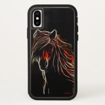 Brown Horse iPhone X Case