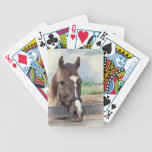 Brown Horse with Bridle Deck of Playing Cards Poker Cards