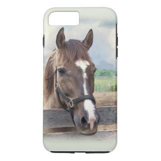 Brown Horse with Halter iPhone 8 Plus/7 Plus Case