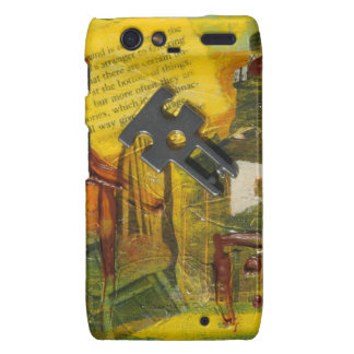 Brown House 2 Motorola Droid RAZR Covers