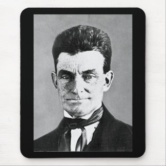Brown - John / Abolitionist Northern Martyr Mouse Pad