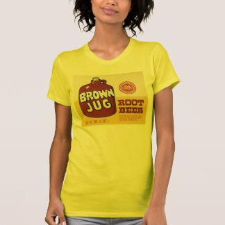 brown jug rootbeer t-shirt