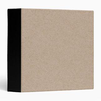 Brown Kraft Paper Background Printed Binder