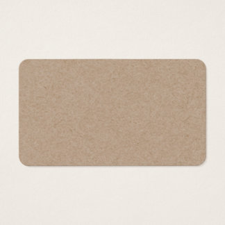 Kraft business cards templates zazzle brown kraft paper background printed business card reheart Gallery