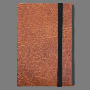 Brown leather covers for iPad mini