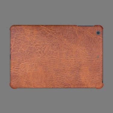 Brown leather iPad mini retina cover