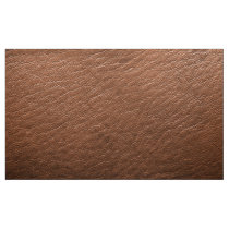 Brown leather texture fabric