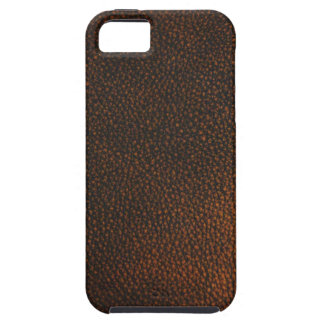 Brown Leather Texture iPhone SE/5/5s Case